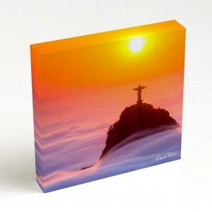 Quadro Quadrado – Natural Mystic in Rio