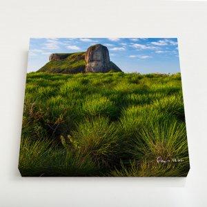 Quadro Quadrado – Pedra da Gávea