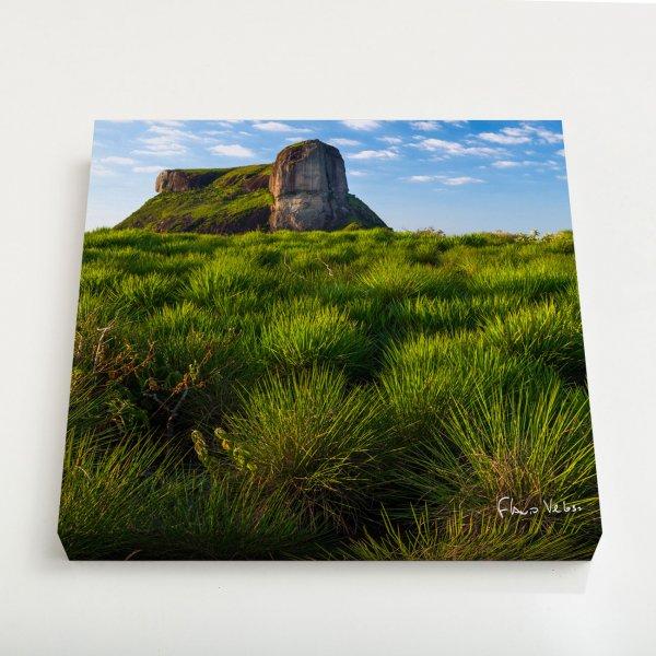 Quadro Quadrado - Pedra da Gávea 3