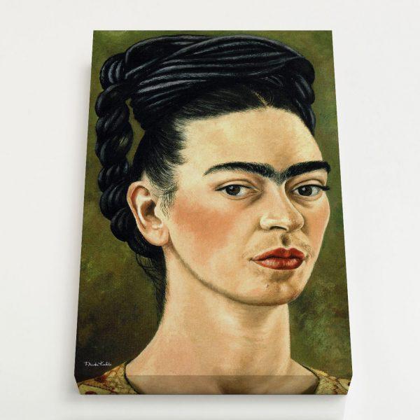 Quadro Canvas - Frida Autorretrato 4