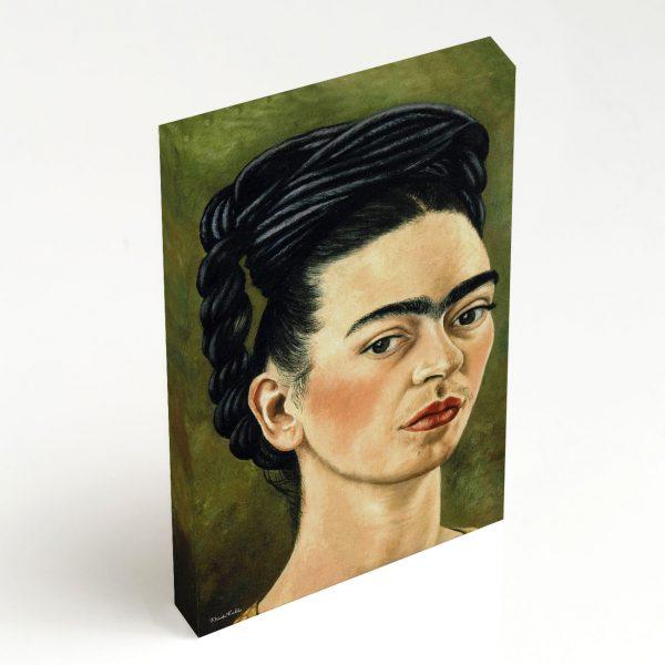 Quadro Canvas - Frida Autorretrato 6