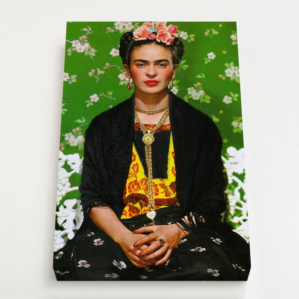 Quadro Canvas - Frida 2 4