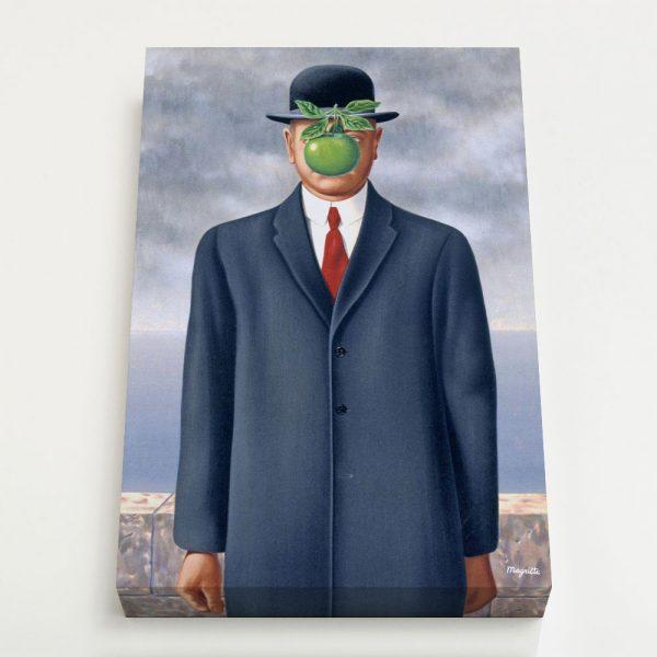 Quadro Canvas - O Filho do Homem 4