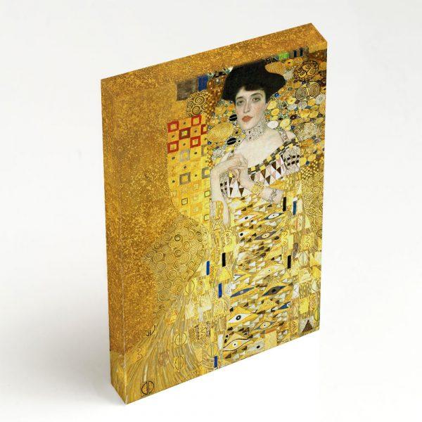 Quadro Canvas - Retrato de Adele Bloch-Bauer I 6