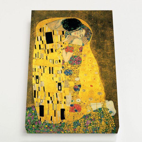 Quadro Canvas - O Beijo 4