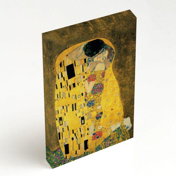 Quadro Canvas - O Beijo 6