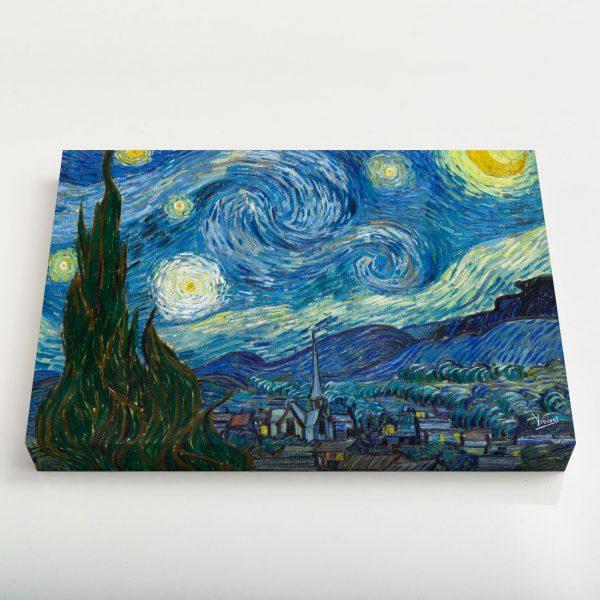 Quadro Canvas - A Noite Estrelada 4