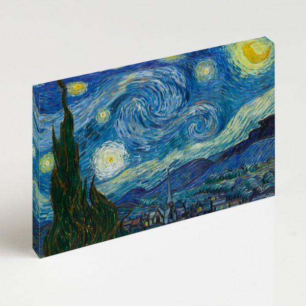 Quadro Canvas - A Noite Estrelada 6