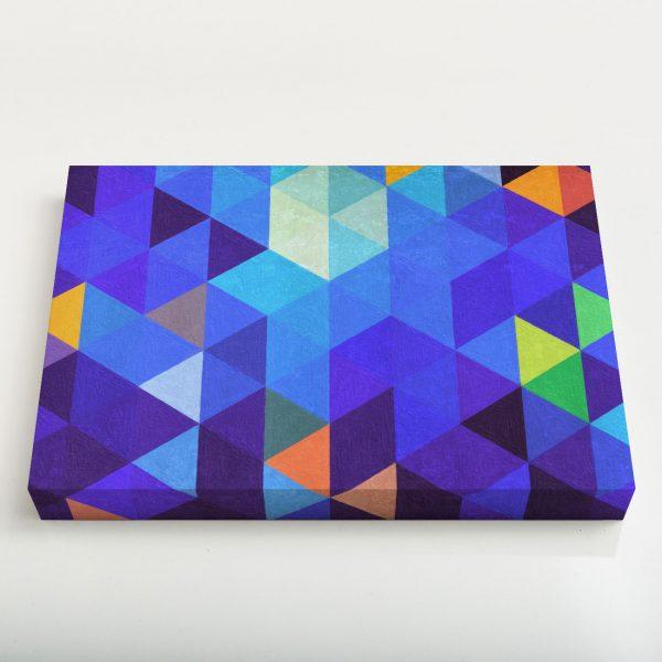 Quadro Canvas - Decométrica 4