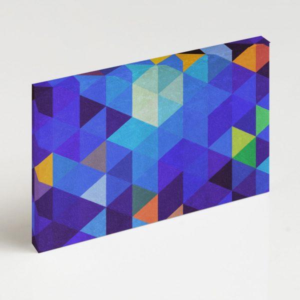Quadro Canvas - Decométrica 6