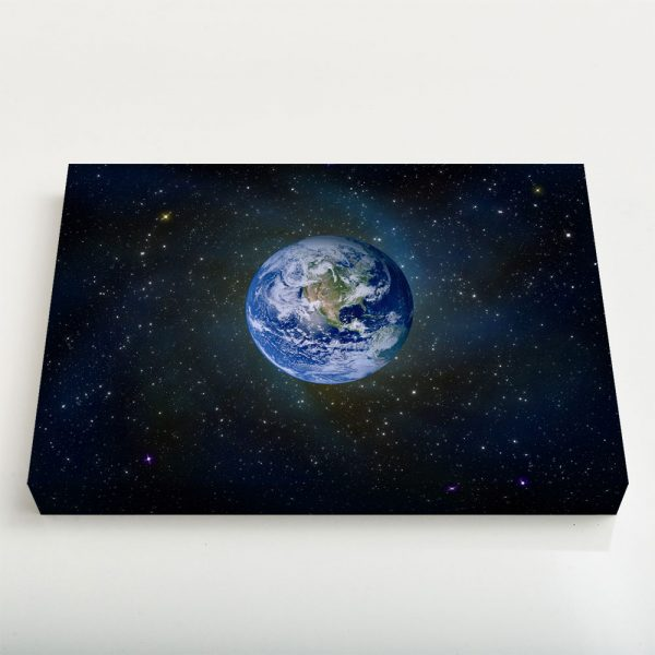 Quadro Canvas - Planeta Terra 4