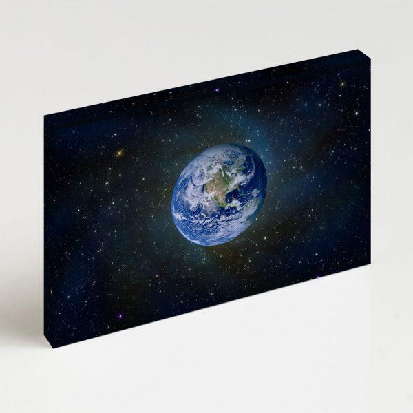 Quadro Canvas - Planeta Terra 6