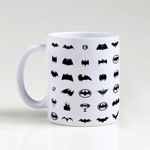 Caneca - Pattern Batman 5