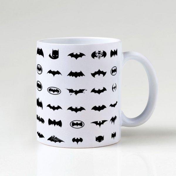Caneca - Pattern Batman 3