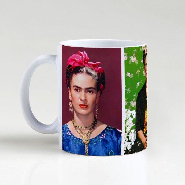 Caneca - Frida Kahlo Mosaico 5