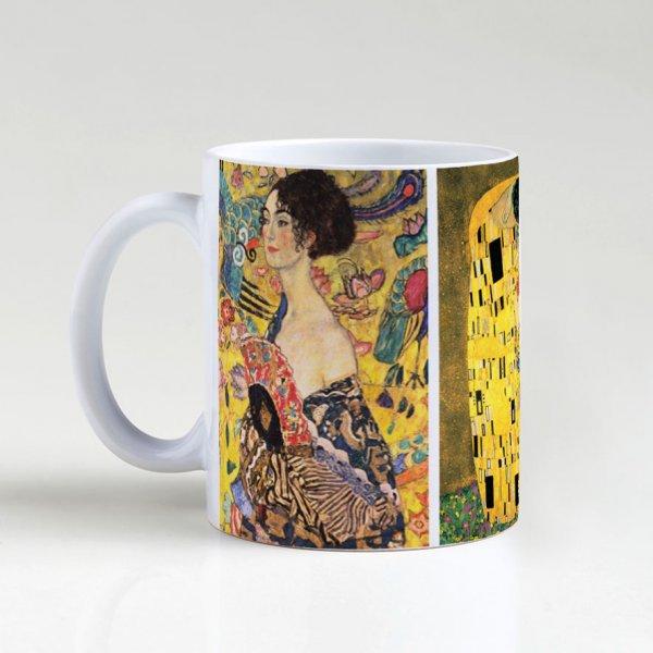 Caneca - Gustav Klimt 5