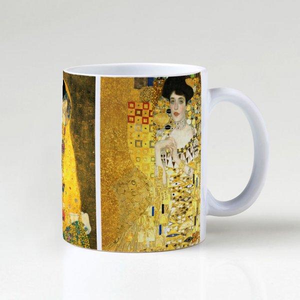 Caneca - Gustav Klimt 3