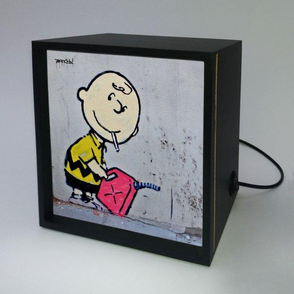 Backlight - Charlie Brown Gasoline 3
