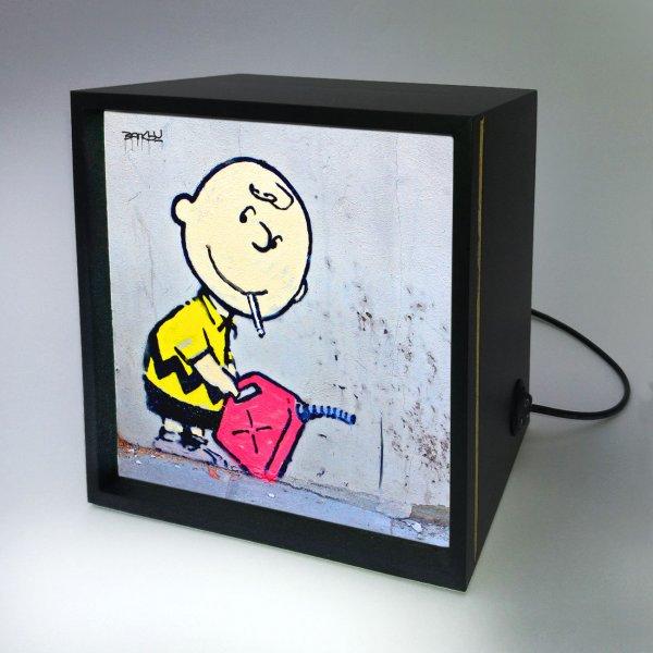 Backlight - Charlie Brown Gasoline 4