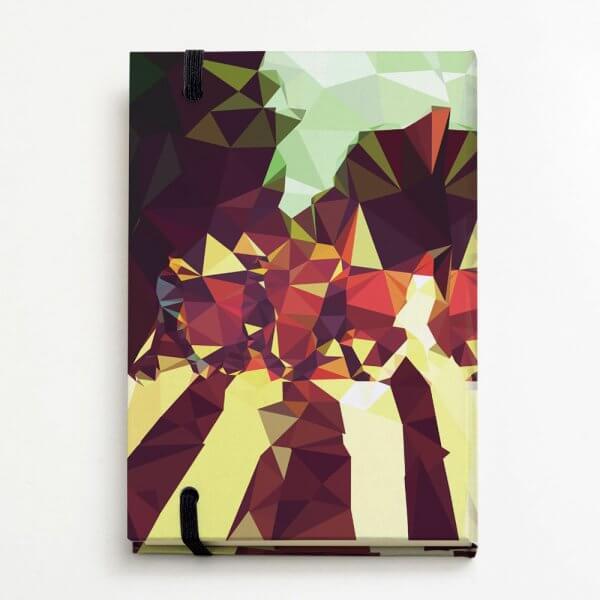 Moleskine - Geometric Abbey Road 4