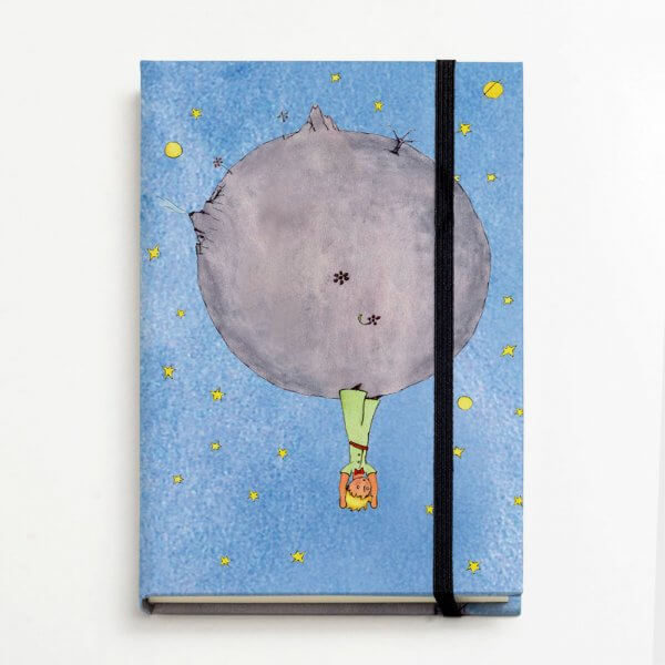 Moleskine - O Principezinho Sobre o Asteroide B612 3