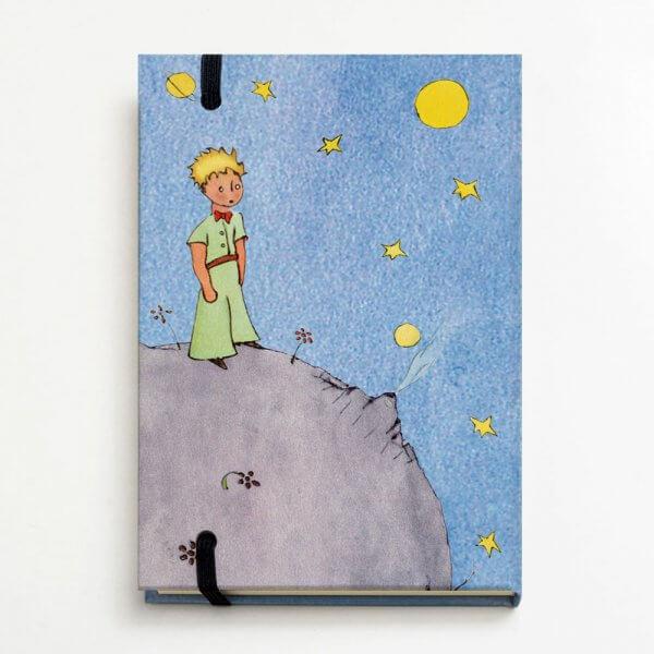 Moleskine - O Principezinho Sobre o Asteroide B612 4