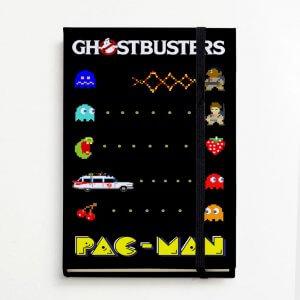 Moleskine – Ghostbuster Pac-Man