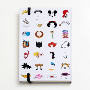Moleskine – Cartoons