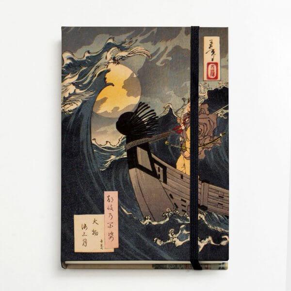 Moleskine - Samurai 3