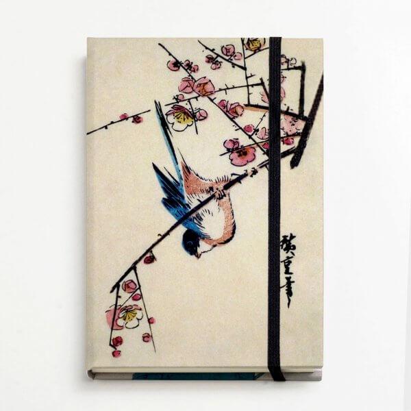 Moleskine - Pássaros 3
