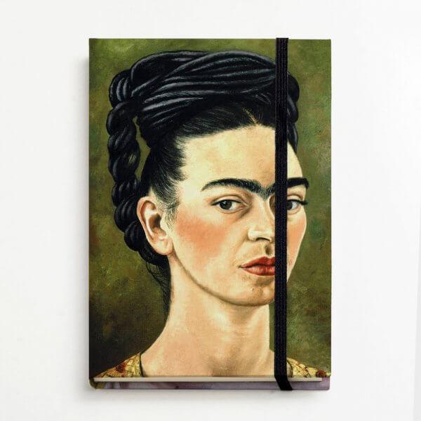 Moleskine - Frida autorretrato 3