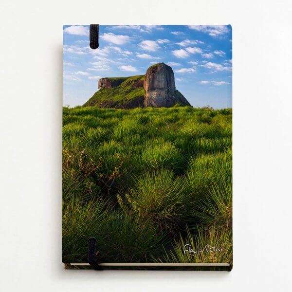 Moleskine - Pedra da Gávea 4