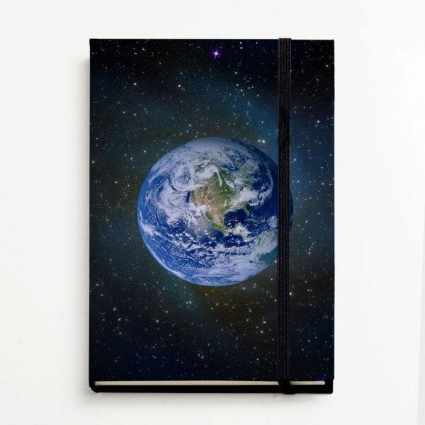 Moleskine - Planeta Terra + Lua 3