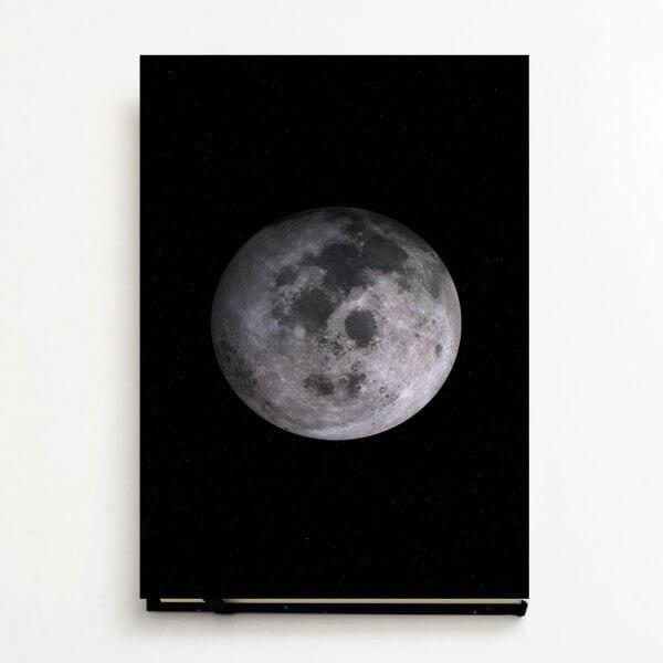 Moleskine - Planeta Terra + Lua 4
