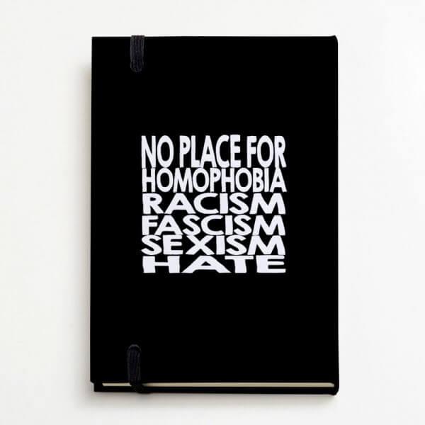 Moleskine - No Place 4