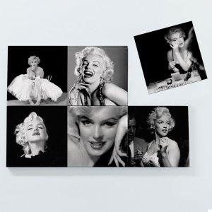 Porta Copos Magnéticos – Marilyn Monroe