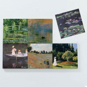 Porta Copos Magnéticos – Cloude Monet
