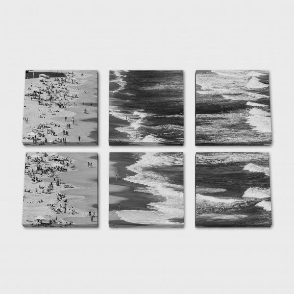 Quadro Canvas Modular - Leblon 3