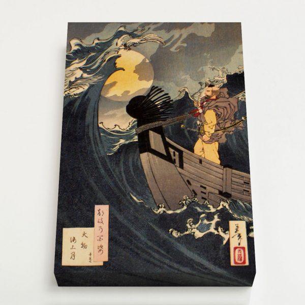 Quadro Canvas - Samurai 4