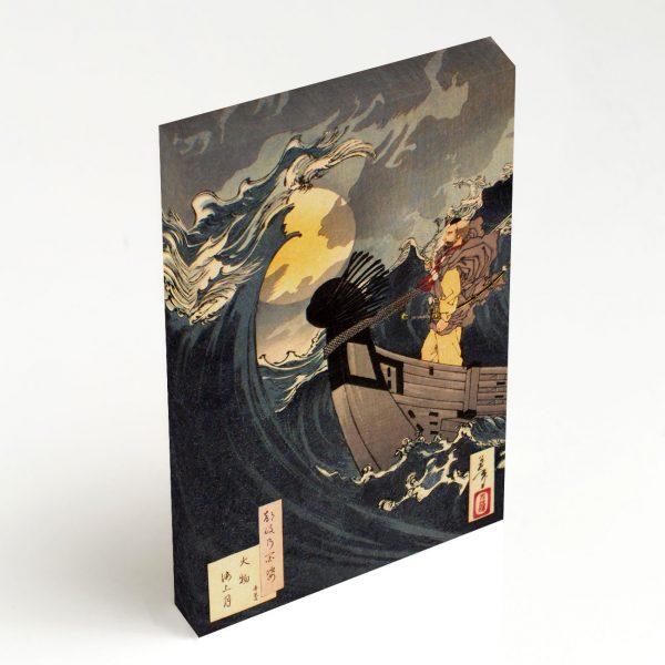 Quadro Canvas - Samurai 6