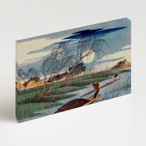 Quadro Canvas - Paisagem Oriental I 6