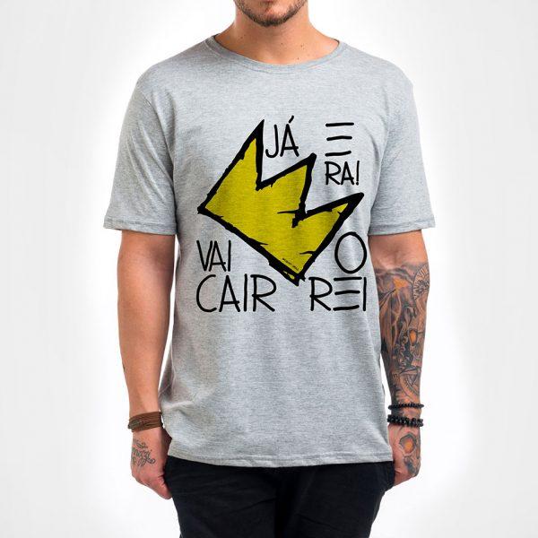 Camisa - Vai Cair o Rei 7