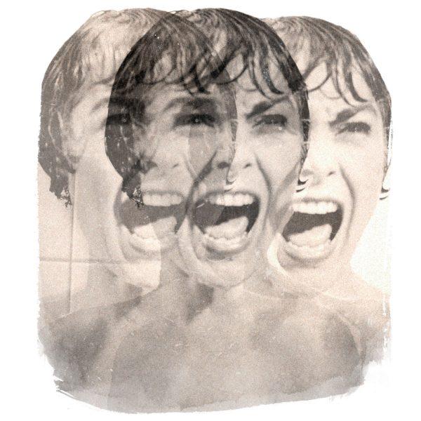 Camisa Feminina - Psicose 4