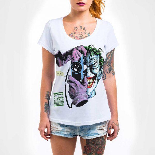 Camisa - Piada Mortal 3