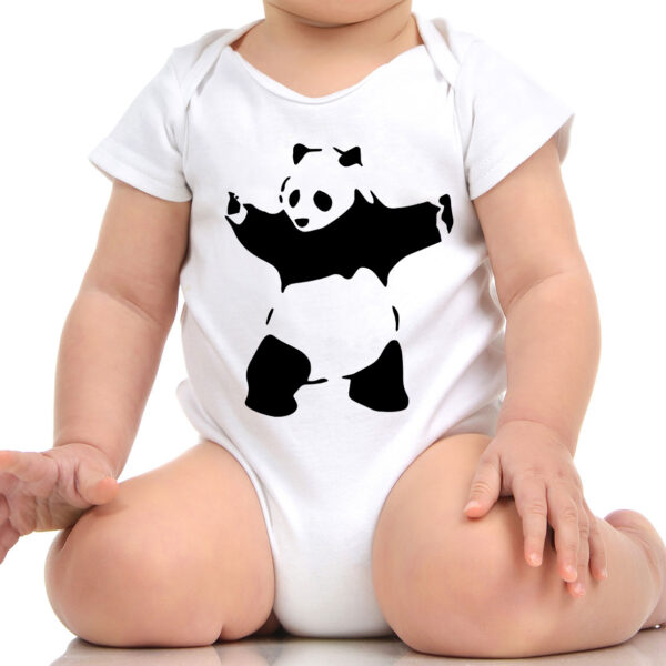 Camisa - Be like a Panda 5