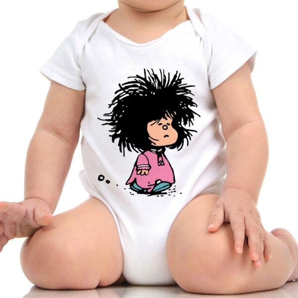 Camisa - Bom Dia Mafalda 5