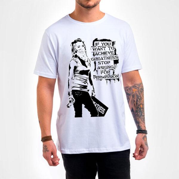 Camisa - Stop Asking 3