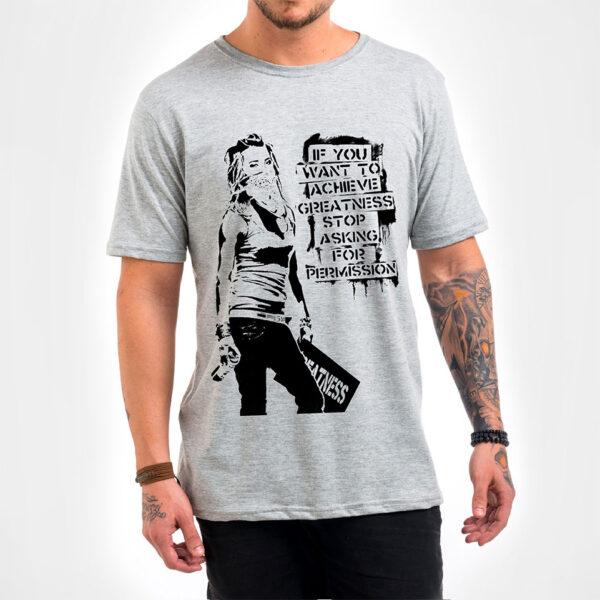 Camisa - Stop Asking 6