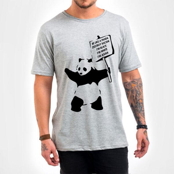Camisa - Be like a Panda 6