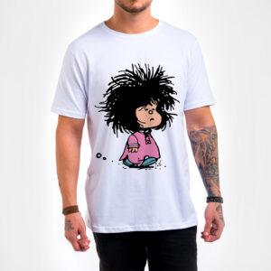Camisa – Bom Dia Mafalda